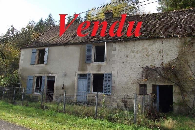 Sale house / villa Secteur recey s/ource 14000€ - Picture 1