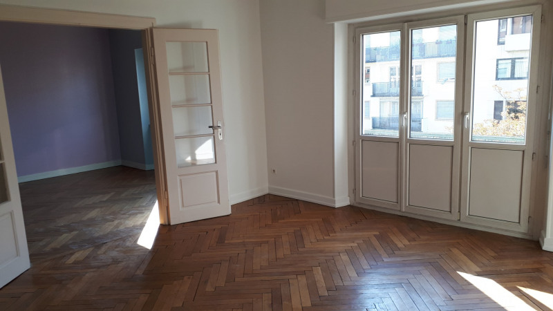 Sale apartment Strasbourg 345 000€ - Picture 1