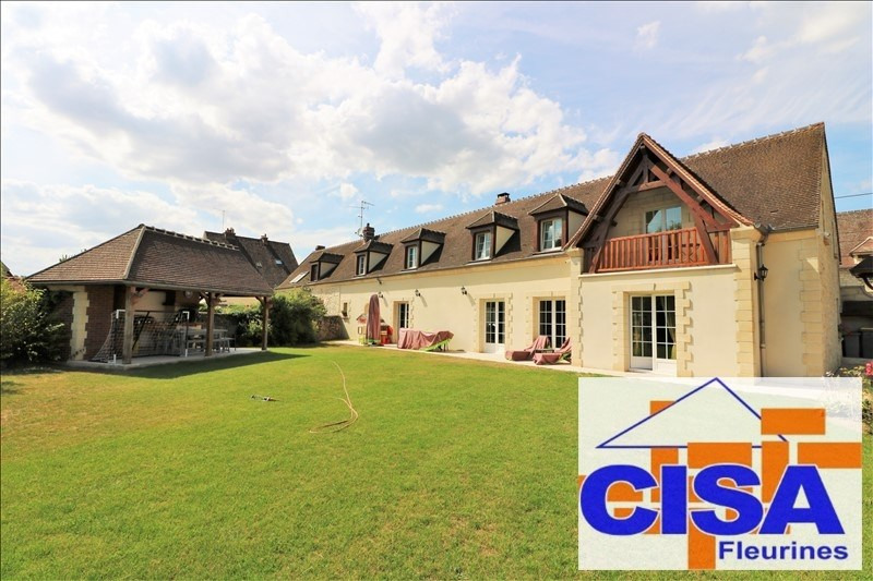 Vente de prestige maison / villa Chantilly 840 000€ - Photo 1
