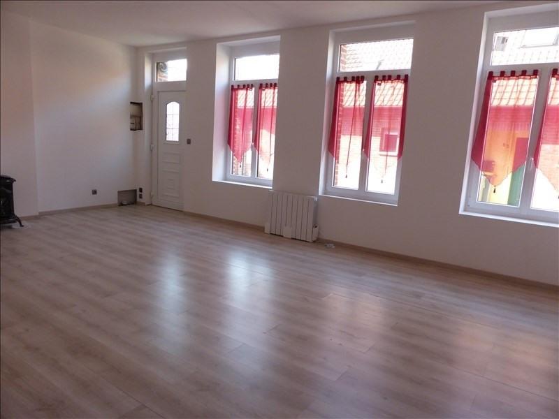 Vente maison / villa Bruay en artois 122000€ - Photo 1
