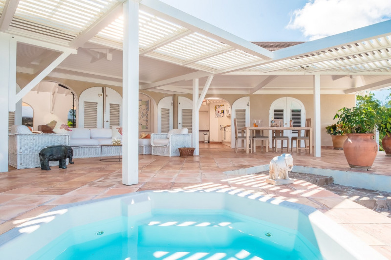 Sale house / villa St barthelemy  - Picture 4