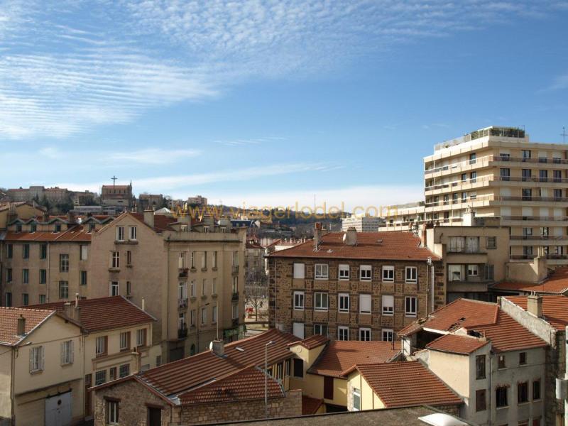 Verkauf auf rentenbasis wohnung Saint-étienne 99000€ - Fotografie 1