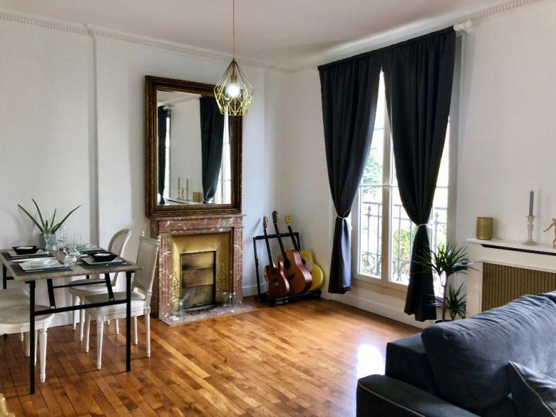 Sale apartment Le pecq 268000€ - Picture 1