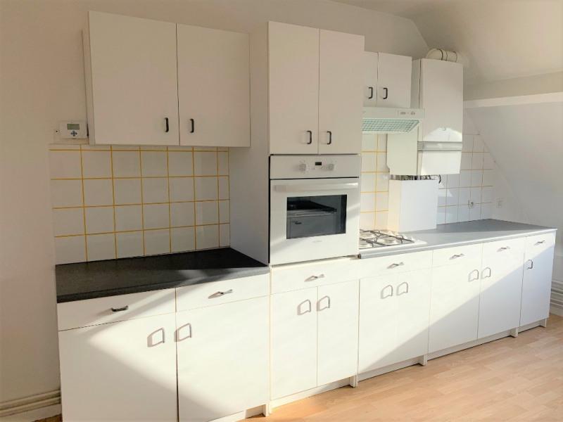 Rental apartment La chapelle d'armentieres 500€ CC - Picture 1