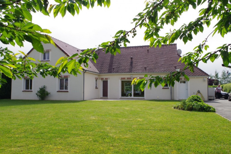 Vente maison / villa Paucourt 469 000€ - Photo 1