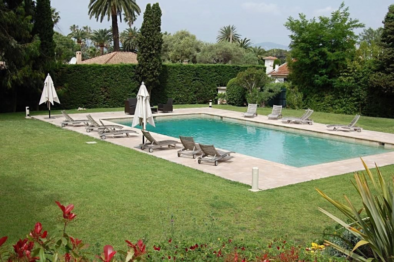 Location vacances maison / villa Cap d'antibes  - Photo 1