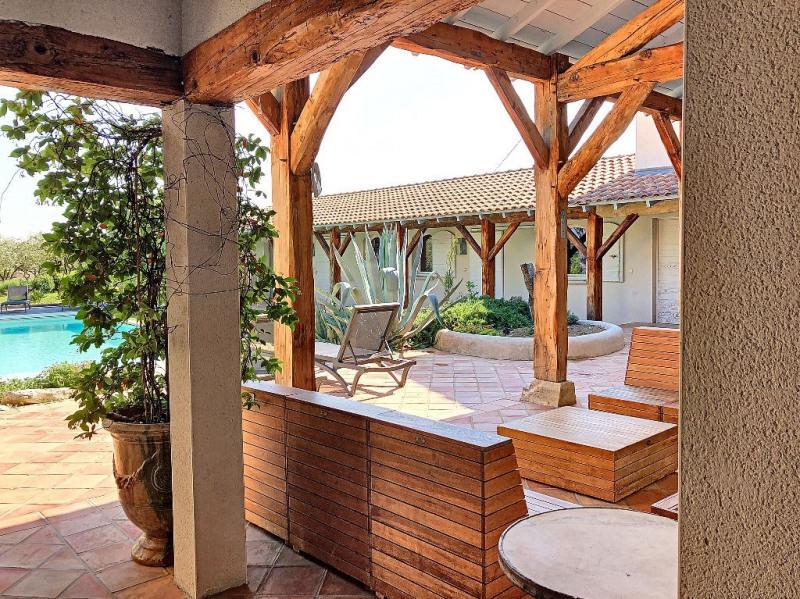 Verkoop van prestige  huis Villeneuve les avignon 955000€ - Foto 5