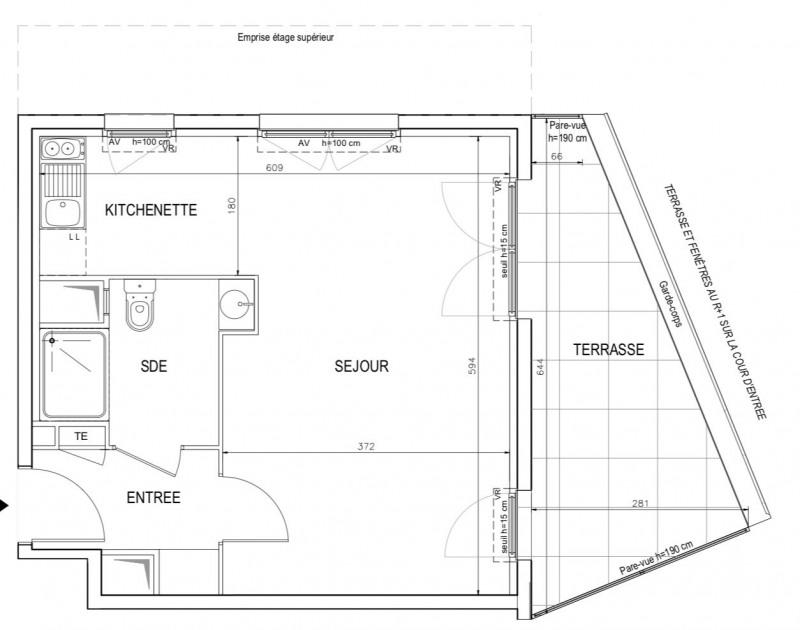 Sale apartment Bezons 207580€ - Picture 3