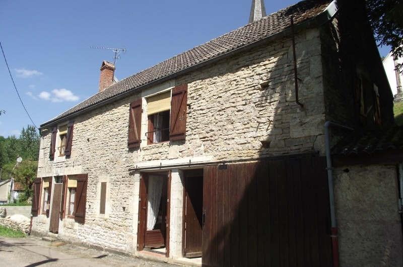 Sale house / villa Canton aignay le duc 39500€ - Picture 5
