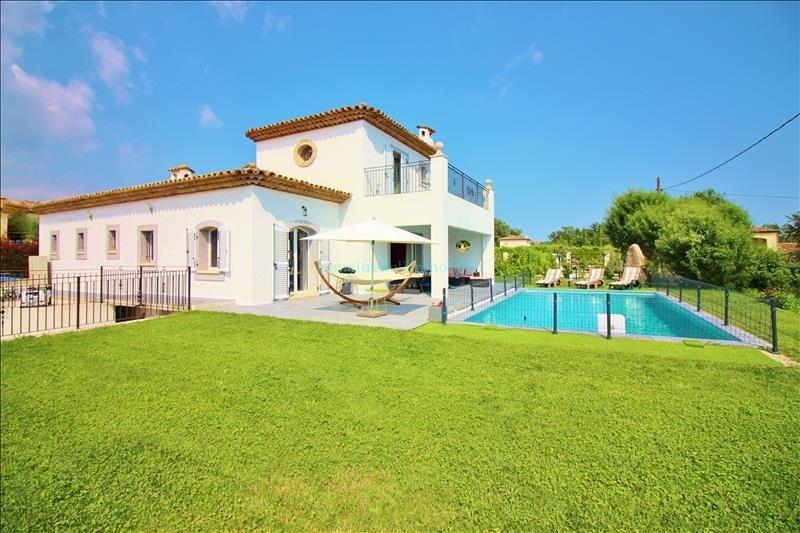 Vente de prestige maison / villa Saint cezaire sur siagne 649000€ - Photo 1