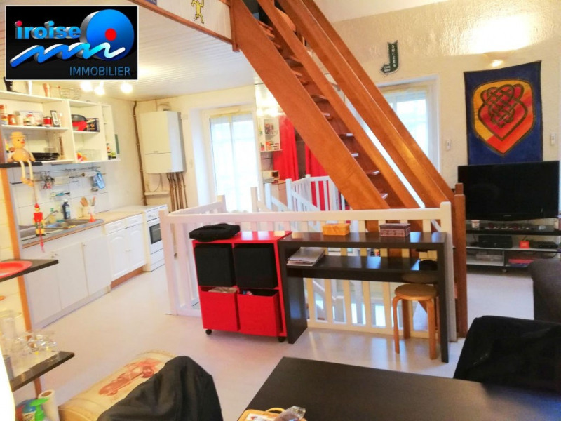 Vente maison / villa Guilers 144000€ - Photo 2