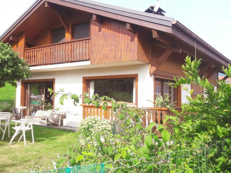 Deluxe sale house / villa Domancy 690000€ - Picture 1