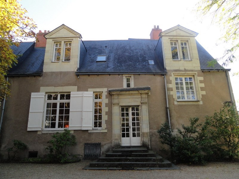 Deluxe sale private mansion Angers 630000€ - Picture 2