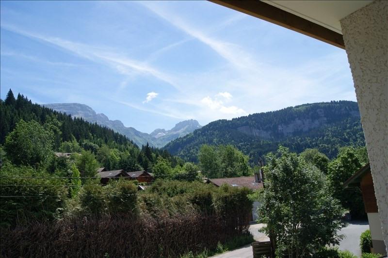 Sale apartment Mont saxonnex 180000€ - Picture 1