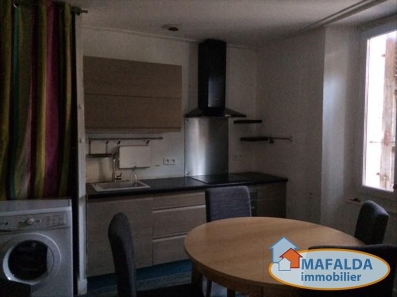 Sale apartment Saint jeoire 128000€ - Picture 2