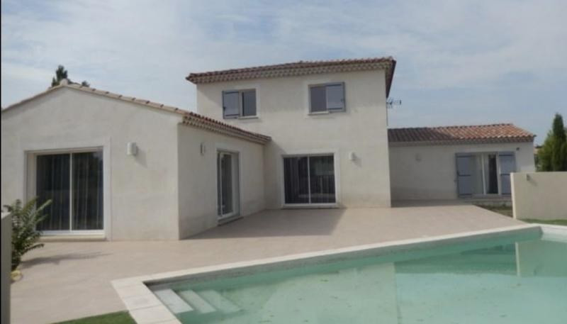 Vente maison / villa Violes 493000€ - Photo 1
