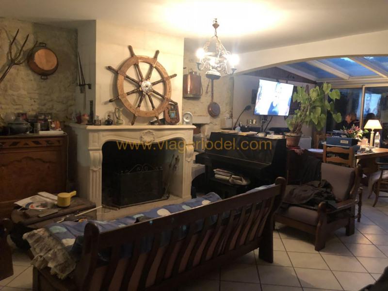 Vendita nell' vitalizio di vita casa Marennes 66500€ - Fotografia 6