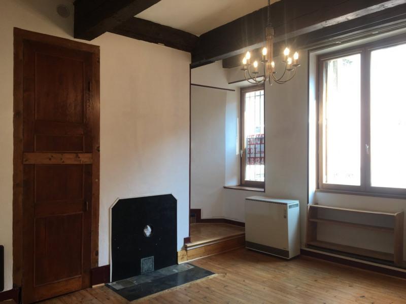 Sale apartment Grenoble 132000€ - Picture 1