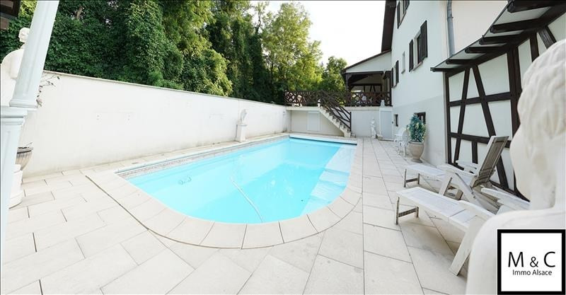 Deluxe sale house / villa Seltz 494 400€ - Picture 2