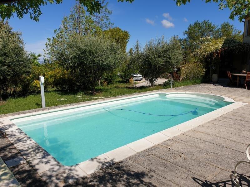 Sale house / villa Malemort du comtat 395000€ - Picture 2