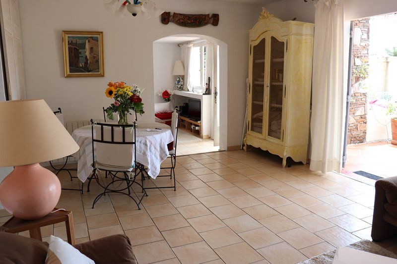 Vacation rental house / villa La croix valmer 3 000€ - Picture 29