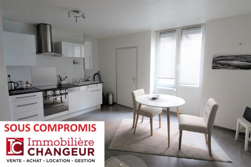 Vendita appartamento Voiron 74900€ - Fotografia 1