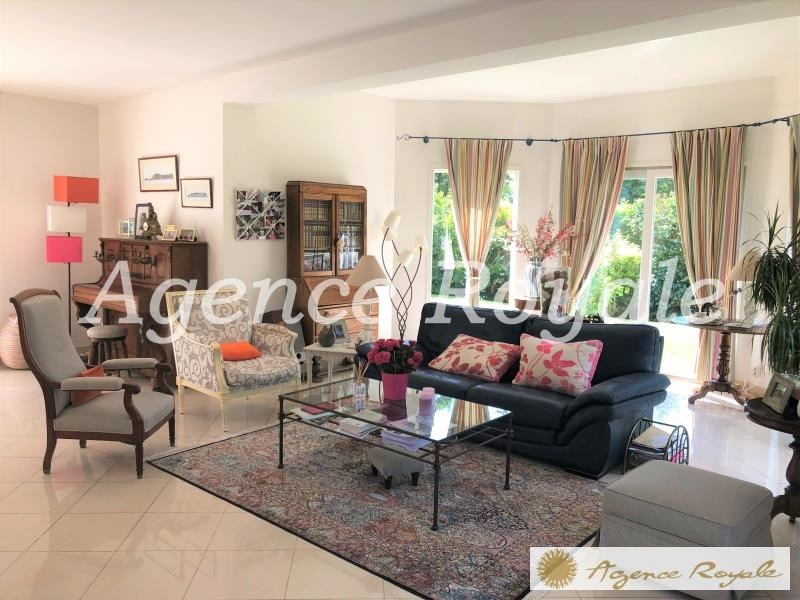 Deluxe sale house / villa Fourqueux 1130000€ - Picture 2