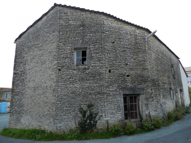 Vente bâtiment Asnières-la-giraud 117000€ - Photo 1