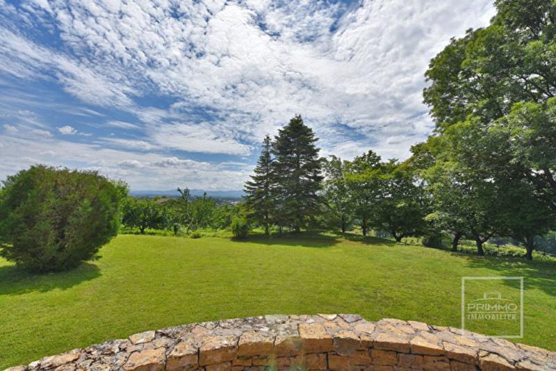 Vente de prestige maison / villa Saint didier au mont d'or 850000€ - Photo 1