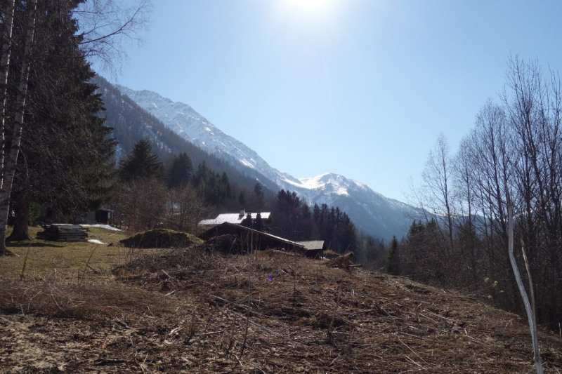 Vente terrain Chamonix mont blanc 426000€ - Photo 1