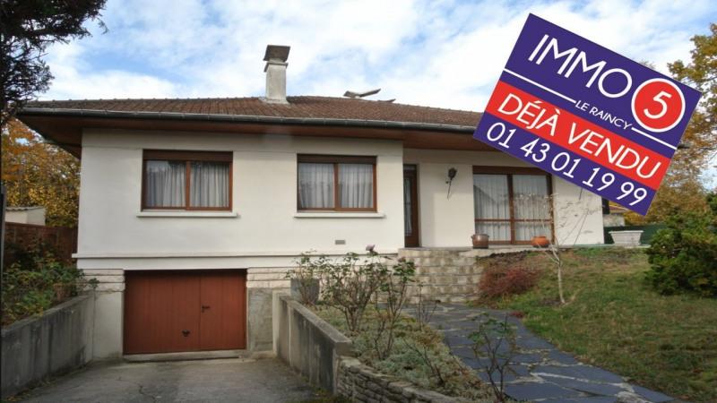 Sale house / villa Clichy-sous-bois 420000€ - Picture 1