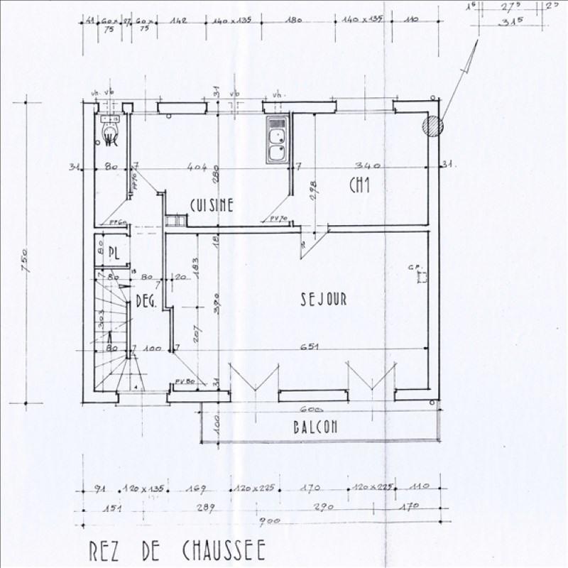 Sale house / villa Conflans ste honorine 279500€ - Picture 2