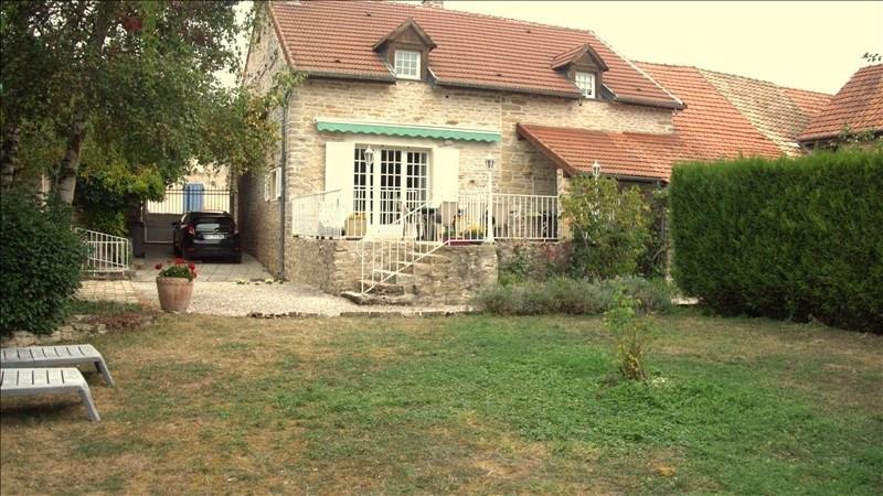 Revenda casa Thorey sur ouche 229000€ - Fotografia 1