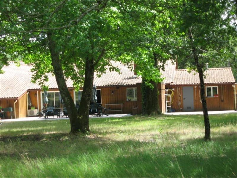 Vente maison / villa Saint-jean-d'illac 370000€ - Photo 1