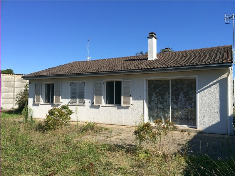 Sale house / villa St vincent sur jard 186 300€ - Picture 1