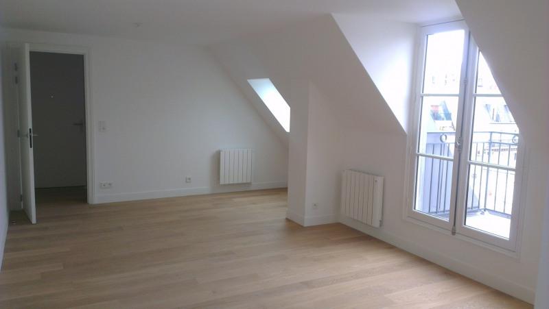 Rental apartment Paris 17ème 1850€ CC - Picture 4