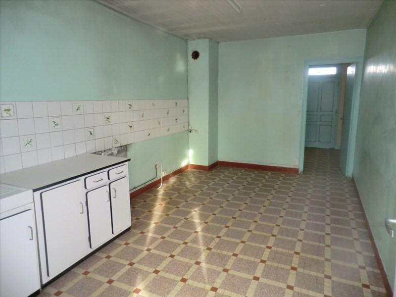 Sale house / villa Dompierre du chemin 32000€ - Picture 5