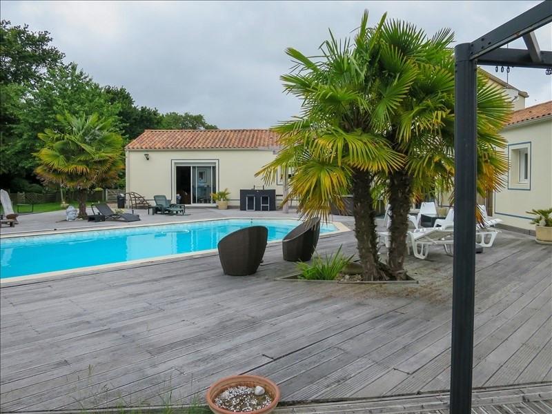 Revenda residencial de prestígio casa Talmont st hilaire 624000€ - Fotografia 2