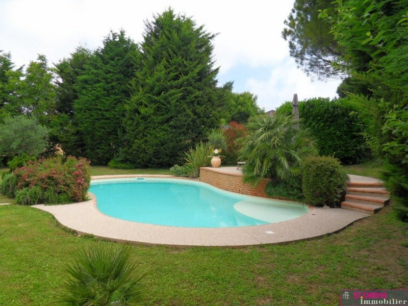 Vente de prestige maison / villa Quint-fonsegrives 6 minutes 493000€ - Photo 2