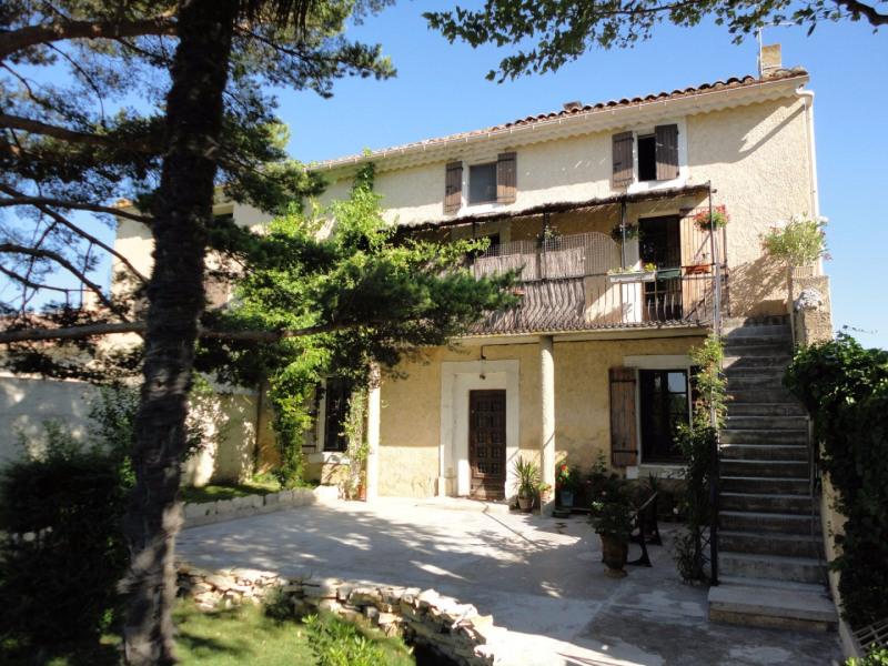 Sale house / villa Althen des paluds 318000€ - Picture 9