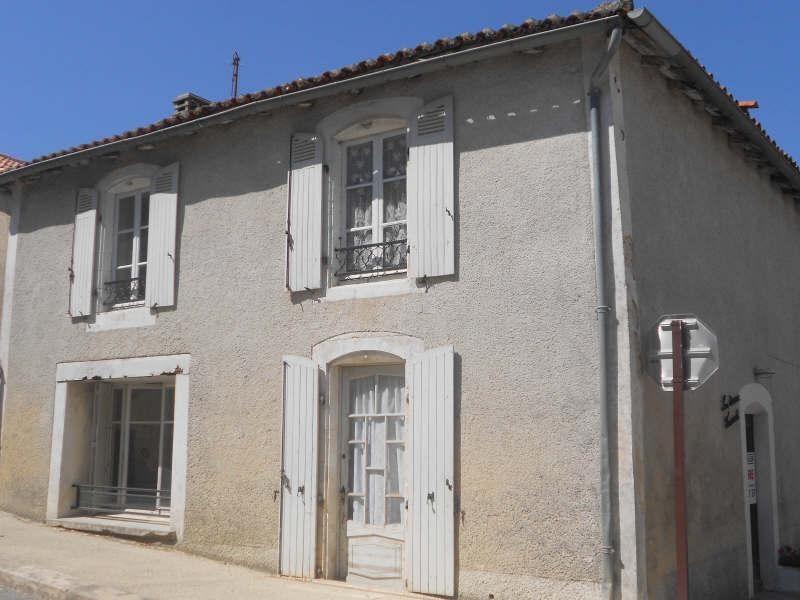 Sale house / villa St fraigne 65000€ - Picture 11