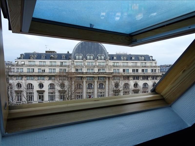 Rental office Paris 8ème 510€ CC - Picture 4