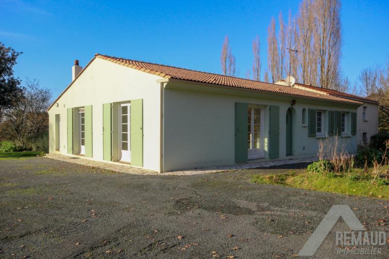 Vente maison / villa Aizenay 210740€ - Photo 1