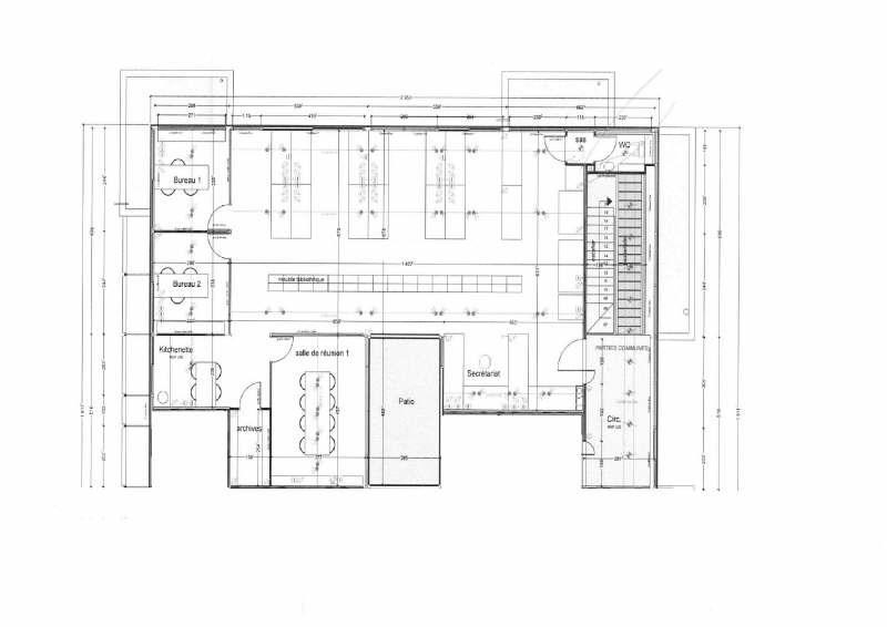 Sale office Cenon 472500€ - Picture 5