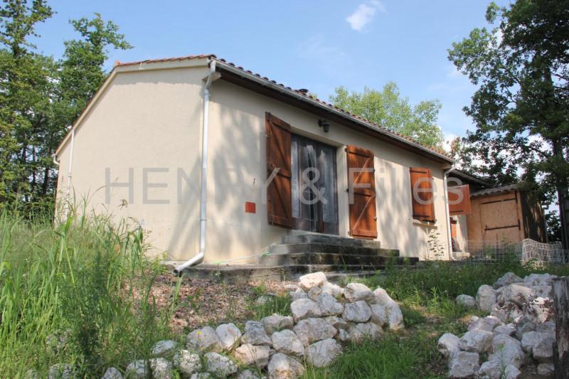 Sale house / villa Boulogne sur gesse 116000€ - Picture 1