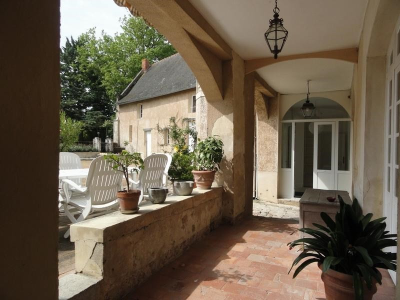 Deluxe sale house / villa Angers 30 mn sud 595000€ - Picture 3