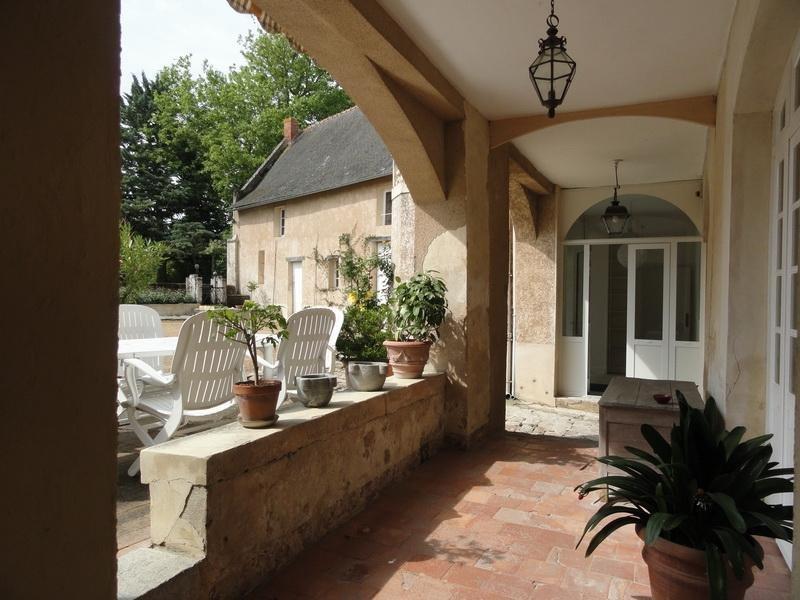 Deluxe sale house / villa Angers 30 mn sud est 595000€ - Picture 3