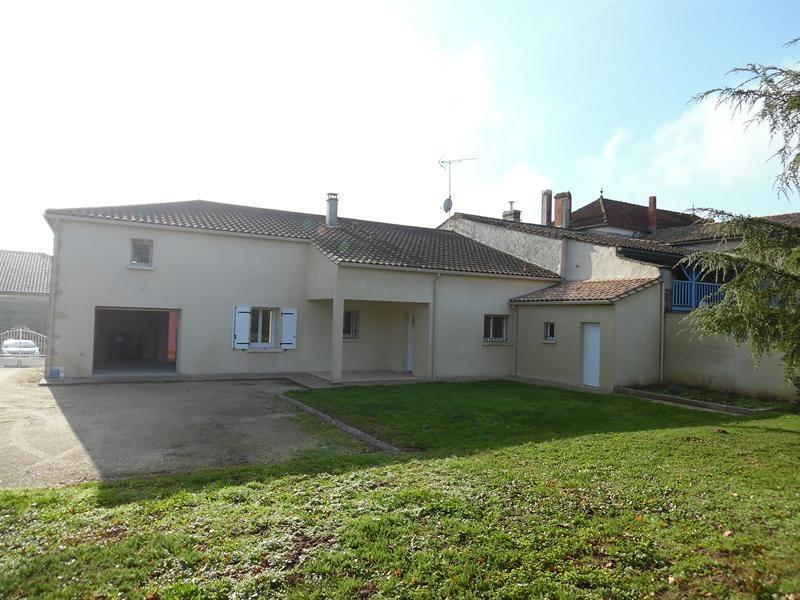 Sale house / villa Mesterrieux 159000€ - Picture 1