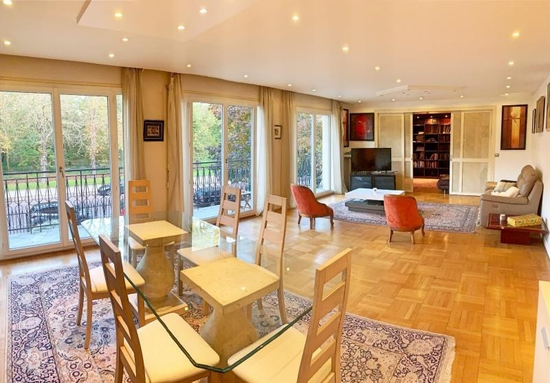 Deluxe sale apartment Charenton le pont 1 300 000€ - Picture 2