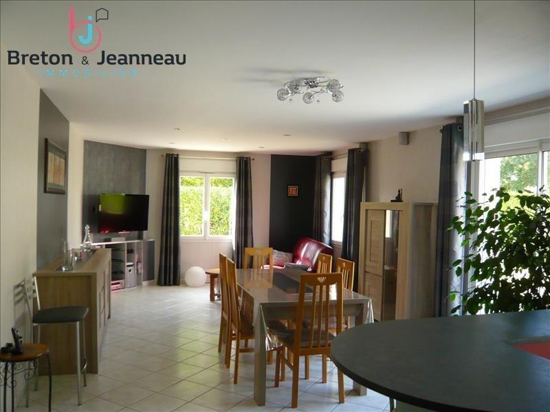 Vente maison / villa Bonchamp les laval 275600€ - Photo 2